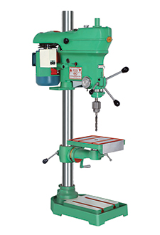 19 KCR Bench Type Pillar Drilling Machine