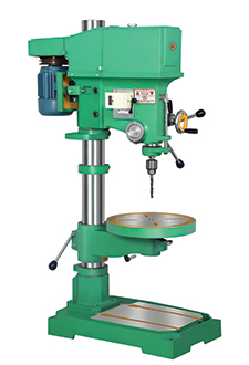 38 TPD Heavy Duty Pillar Drilling Machine